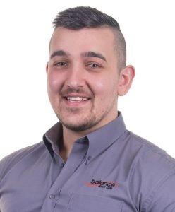 Personal Trainer Alex Antipof