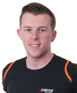 Personal Trainer Jonny Hutchinson