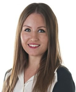 Sophia Coombs - Sales Exectutive