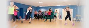 Fitness classes in Kettering
