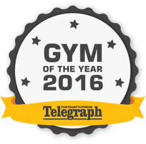 Gym of the year Logo