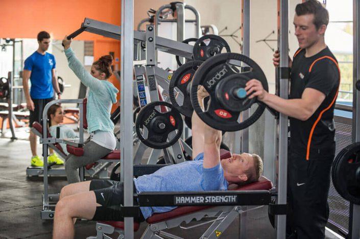 Bench Press - Kettering Gym
