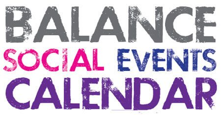 Balance social events