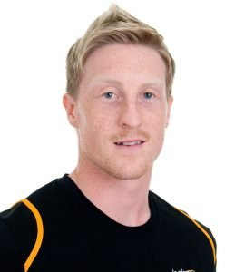 Personal Trainer Chris Hutchinson