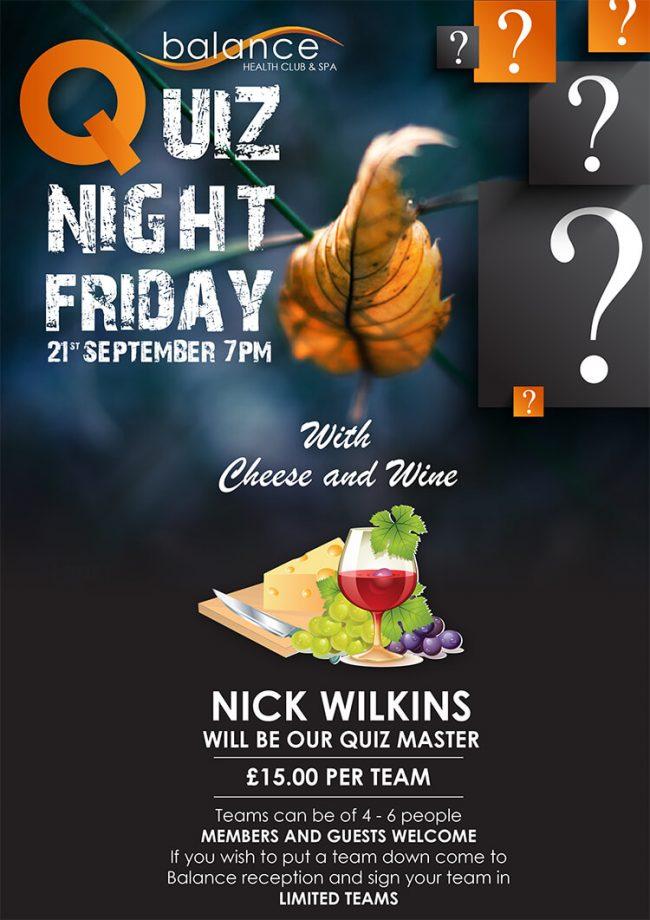 Sept Night Quiz