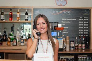 Balance bar and café