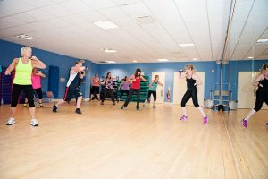 Fitness classes Kettering