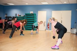 Fitness classes Kettering