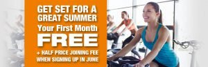 June new members offer