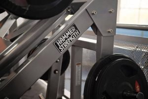 Hammer Strength Equipment