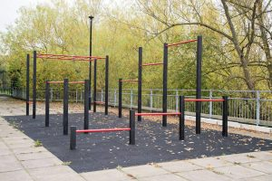 Outside Workout Equipment