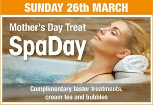 Spa Day - Mothers Day